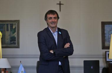 ministro de educaciÑn, Esteban Bullrich. foto, silvana colombo  15_11_16
